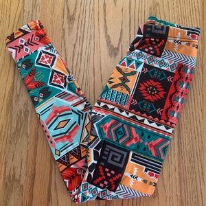Shosho multicolored leggings
